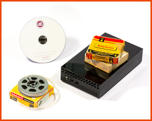 Movie Film Scanning | Film Rescue International ®